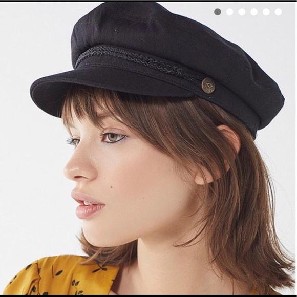 Brixton Accessories - Brixton Fiddler Fisherman Hat in NAVY 50261bdac683